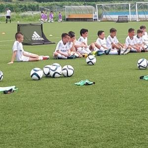 Real Madrid Camp