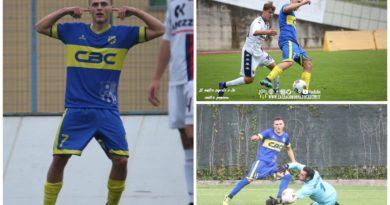 Prima Squadra: Serpelloni a Lumezzane fino a fine stagione