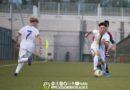 Juniores, esordio in campionato amaro